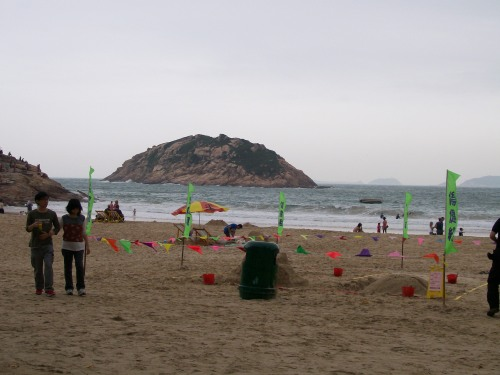 Last Look at Shek O Beach