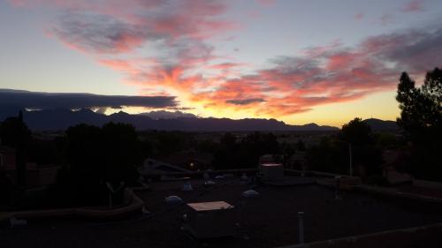 11.15 sunrise